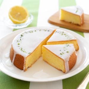 【レシピ】ふんわりレモンケーキ♪