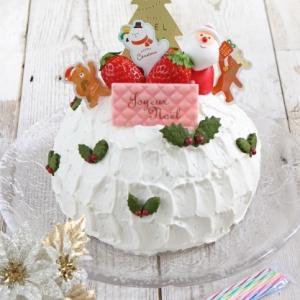 クリスマスケーキキット★プレゼントキャンペーンのお知らせ
