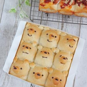 ちぎりパン2種
