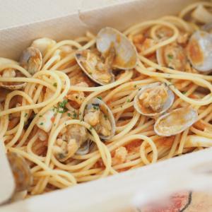テイクアウトでパスタ@富山市イタリア料理モンテ