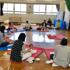 【開催報告】触れ合いは楽しいが一番!10/15柳町児童館ベビマより