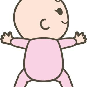 赤ちゃんが落ち着く背中トントンマッサージ