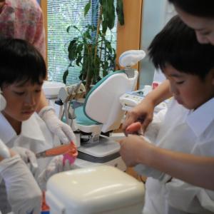 さくらの杜歯科夏祭り