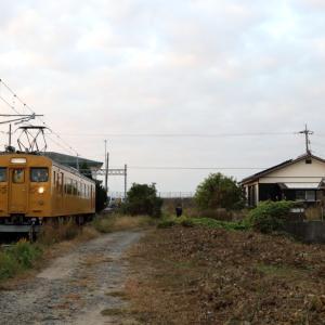 黄色い電車の終着駅の今と昔 - 小野田線・長門本山駅 -