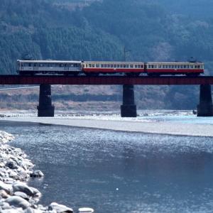 31年前の大井川の電車 - 大井川鉄道・1990年 -