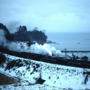 鉛色の日本海 - 七尾線・1991年 -