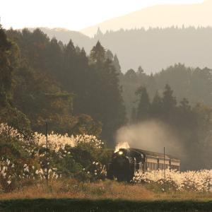 晩秋は光る季節 - 只見線・2009年 -