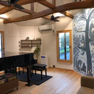 音楽教室H.P. Music Schoolを9/1に開校致します❗️