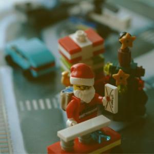 クリスマスの準備と誕生日プレゼント