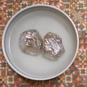 レンジでポンのゆで卵 八戸