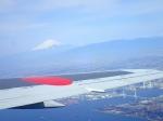 眺 2019桜の京都編01 空路