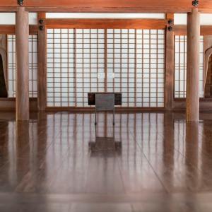 作成中 旧閑谷学校 Former Shizutani School