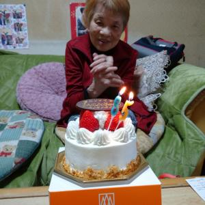 ルリママ、85歳