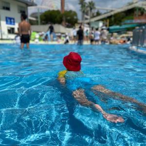 ☆ひらパーのプールに行ってきました!☆