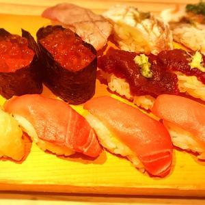 ☆ミナミにお寿司を食べに行きました!☆