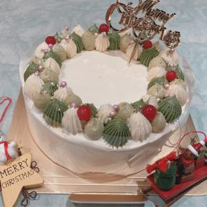 ☆コロンバンのクリスマスケーキ☆