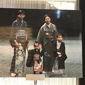 石田節子氏監修の希林さんとご家族の着物!?