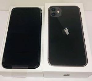 モバイル市場☆新品 docomo iPhone11 64GB★MWLT2J/A☆ブラック★買取りました♪