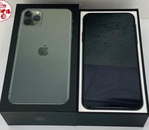 モバイル市場☆国内版SIMフリー★新品 iPhone11 Pro Max 512GB☆MWHR2J/A★買取りました♪