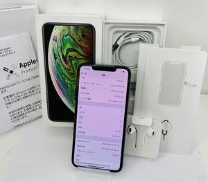 新品交換品☆SIMフリー★au iPhoneXS Max 64GB☆NT6Q2J/A★スペースグレイ☆買取りました♪