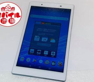 モバイル市場☆超美品 NEC LaVie Tab E★PC-TE508HAW☆ホワイト★買取りました♪