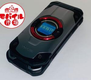 モバイル市場☆SIMフリー★au☆TORQUE X01 KYF33★〇判定☆シルバー★買取りました♪