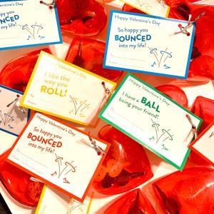 【アメリカンバレンタイン】義理チョコはクラスのみんなに!$1ストアで揃えます