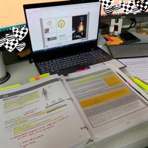 【アラフォーでも勉強は続く】試験勉強も大詰めな週末