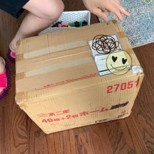 【コロナのバカ野郎】1年半振りに日本から高級荷物が届いた〜