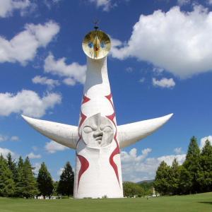 祝!2025年 大阪万博が決定、55年ぶり