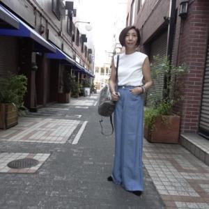シビリゼ☆デニムワイドパンツ
