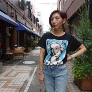 グランデ☆モンローTシャツ