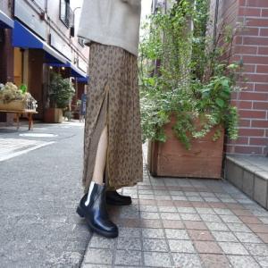 グランデ☆ライン使いサイドゴアブーツ