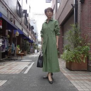 シビリゼ☆シャツワンピース