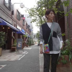 【着用写真を追加しました】シビリゼ☆異素材コンビ配色カーディガン