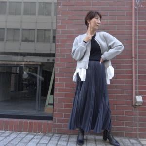 ポリーヌブロー☆裾フリルポンチパーカー