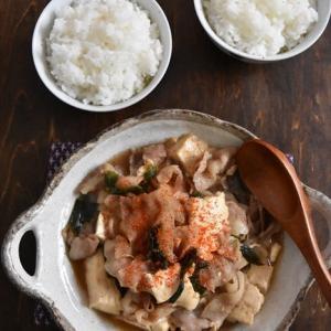 豆腐を使ったおすすめメインレシピ5選