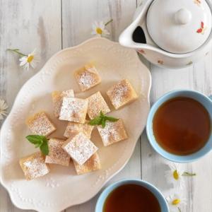 しなびたリンゴの救世主レシピ!レンジで簡単!りんごの蜂蜜レモン蒸しケーキ