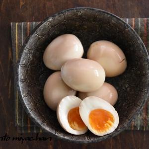 失敗なくできる!かんたん酢で絶品!味卵