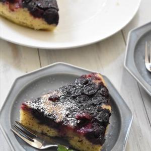 マイナビニュースでの連載更新しました♪~第18 回炊飯器で作る! - 簡単「ミックスベリーの紅茶ケーキ」