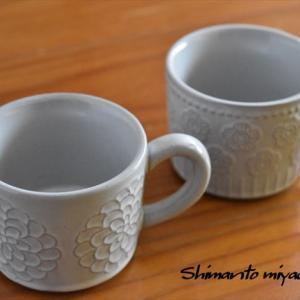 セリアの和風デミカップがオシャレでかわいい♡