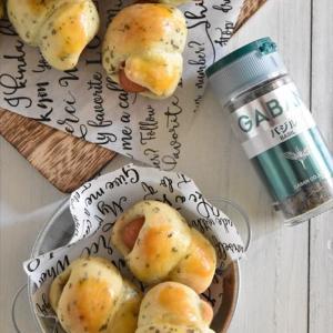 発酵不要!ホットケーキミックスと豆腐で作るバジルウインナーパン~スパイスアンバサダー