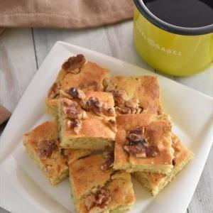 オーブントースターで簡単!黒糖バナナケーキ