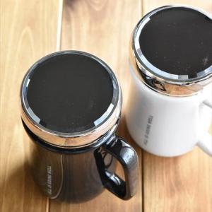 いいもの発見!使いやすくオシャレな「ダイソーの高見え蓋つきマグカップ」