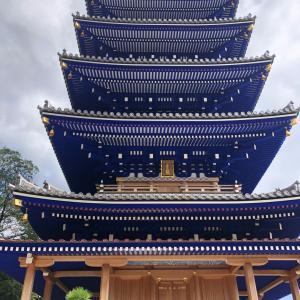 中山寺と宝塚マリーアンジュは休日でした