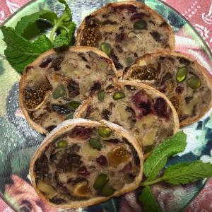 リッツカールトンのパンとリーガロイヤルパンケーキ