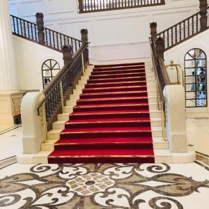 移転&新装した宝塚ホテルの場所確認