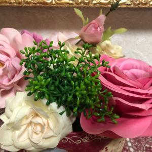 薔薇とアシュビィズオブロンドン
