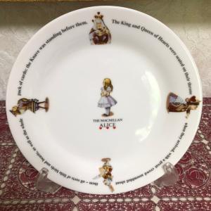 ザ・マクミランのALICE皿