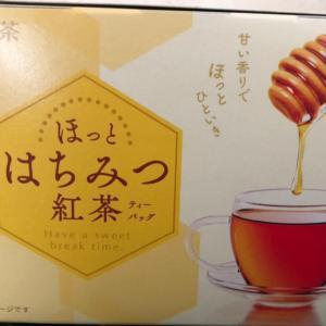 はちみつ紅茶(日東紅茶)